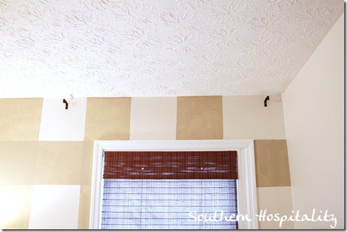 hanging curtain hardware high