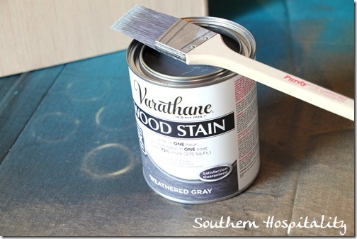 Weathered Gray Rustoleum