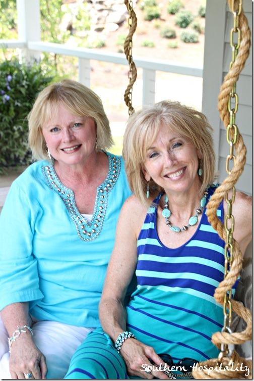 Vicki and Rhoda