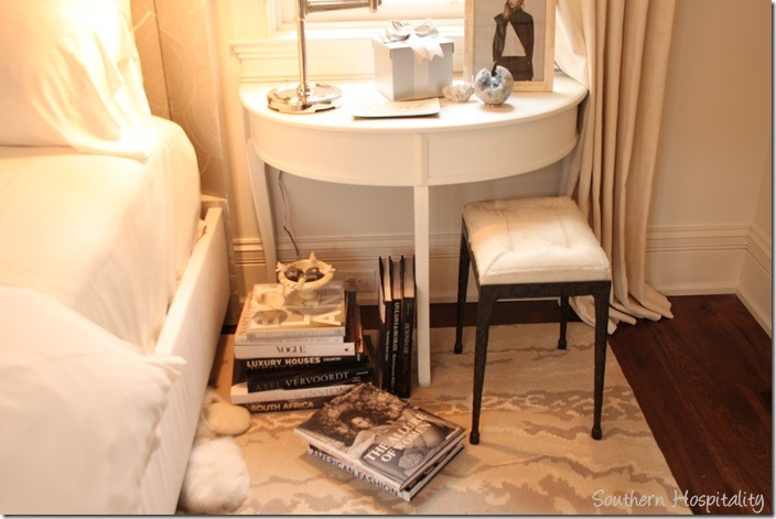 master side table