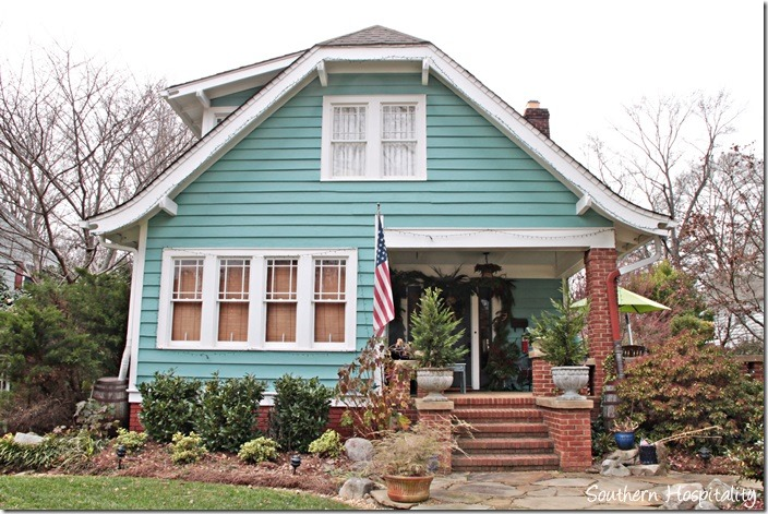 MKA house exterior