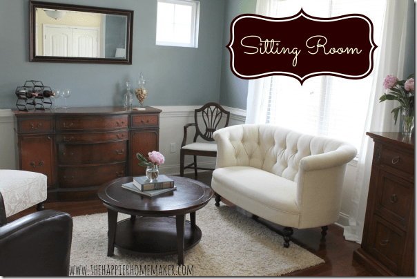 Feature Friday: The Happier Homemaker - Southern Hospitality