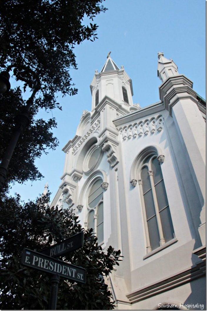 Savannah church