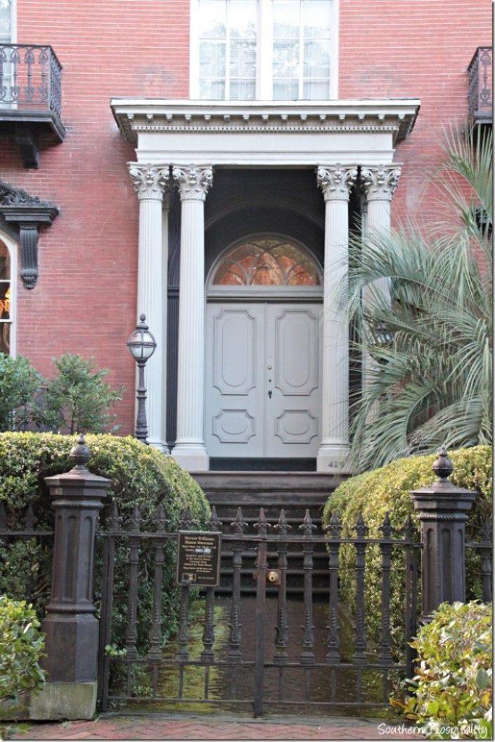 savannah mercer williams door