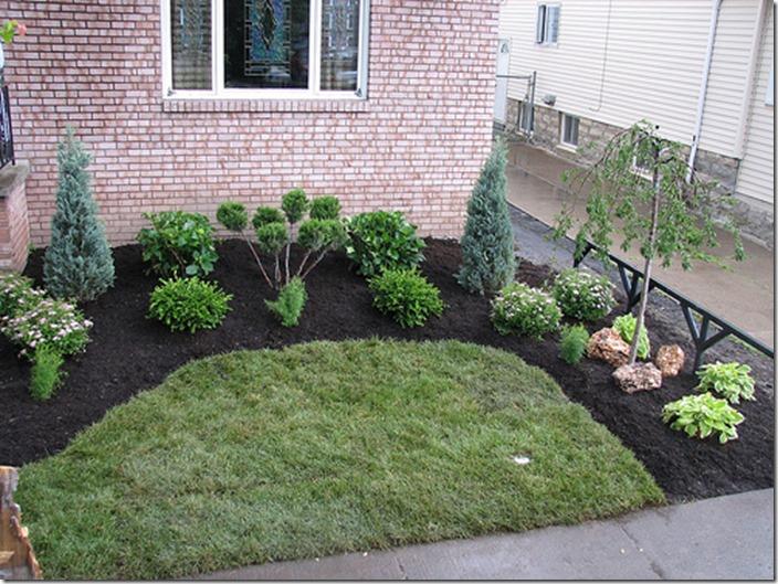 Starting a Landscape Plan: The Basics - Southern Hospitality on Landscape Front Yard Ideas id=76493