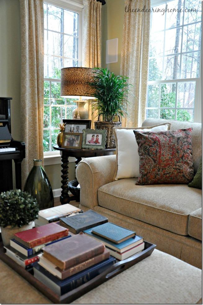 living room coffee table