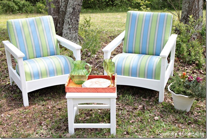 Exterior Summer Plans Polywood Furniture Southern Hospitality