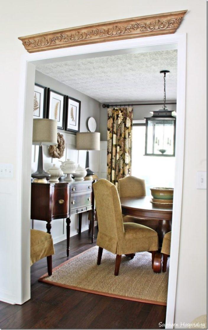 dining room from lr