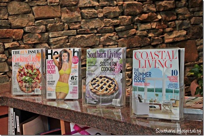 southern progress magazines