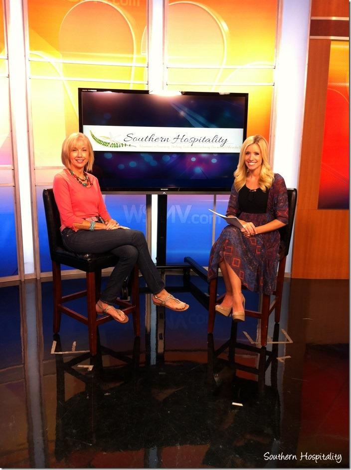 rhoda at tv station