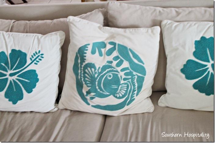 crabby joes pillows