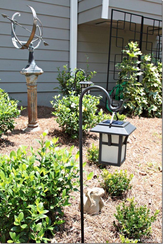 Solar Garden Lamps And Lanterns