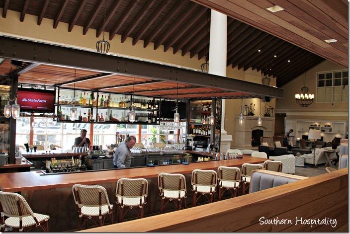 bar at Echo