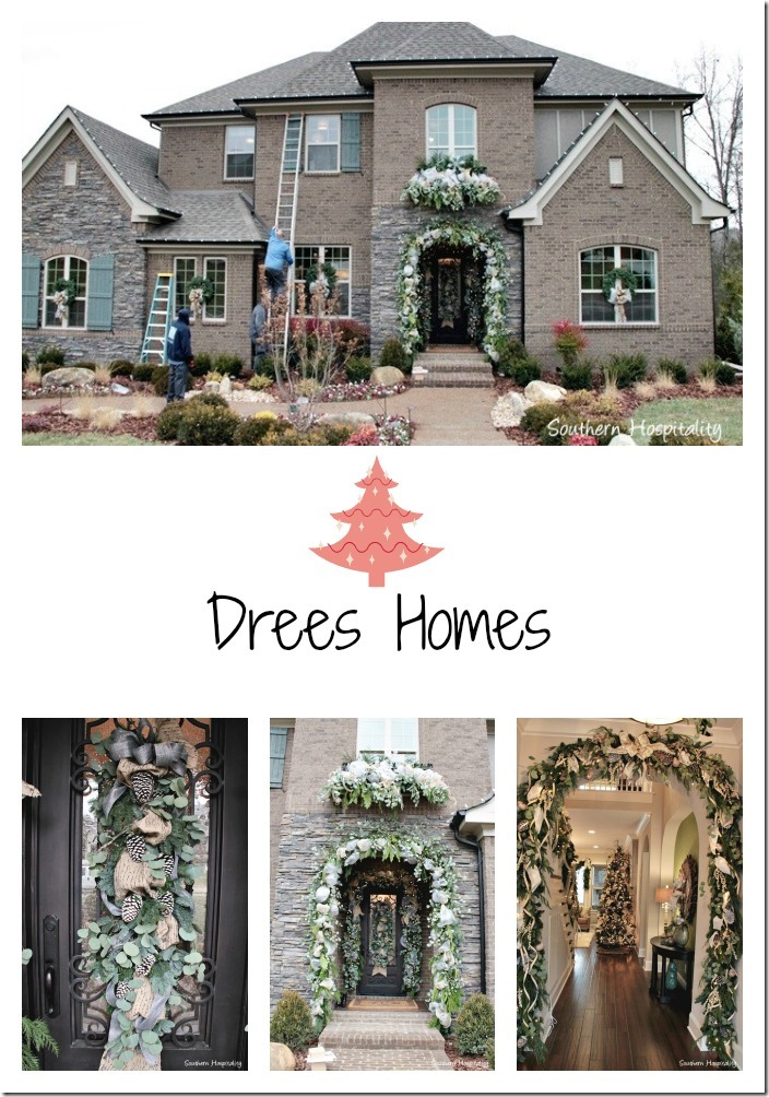 Drees Homes Collage