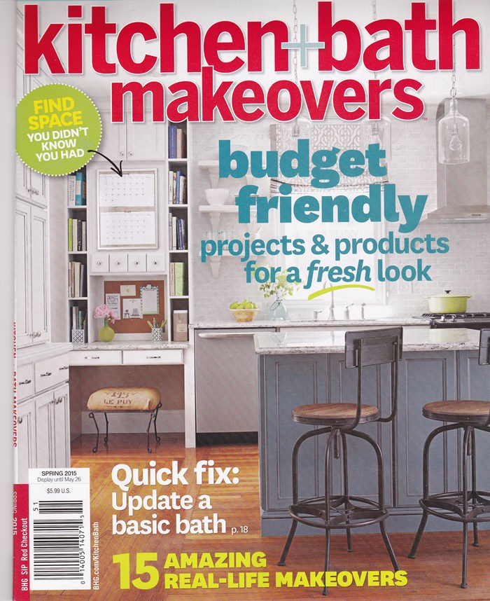 BHG makeovers magazine