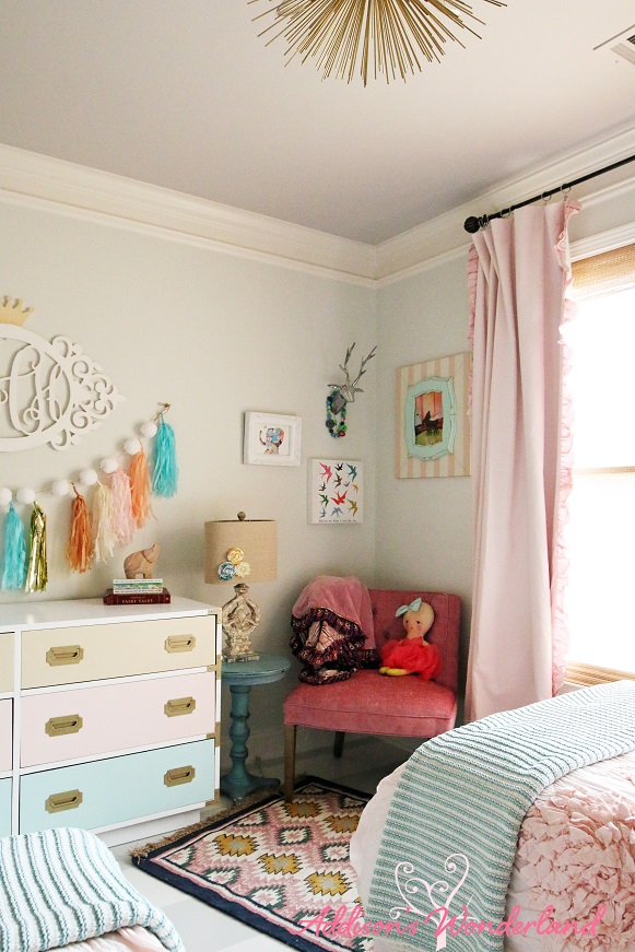 From Junk Room To Beautiful Bedroom The Big Reveal: Feature Friday: Addison's Wonderland
