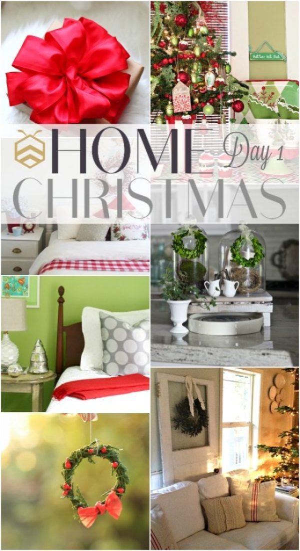 bHome Christmas Event | Day 1