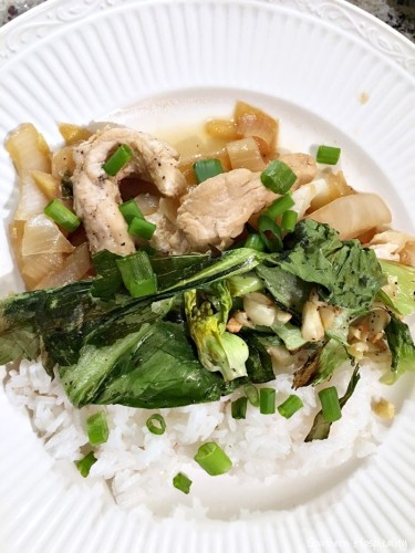 blue apron adobo chicken 001