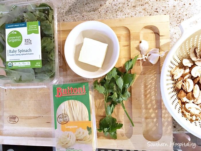 lemon garlic shrimp pasta001