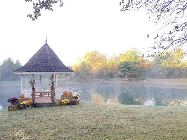 eleven gables pond