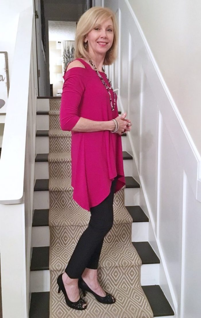 Fashion Over 50 Date Night Out - Southern Hospitality