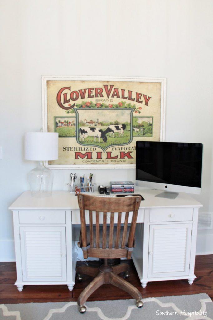 farmhouse office