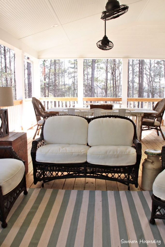 farmhouse porch furniture