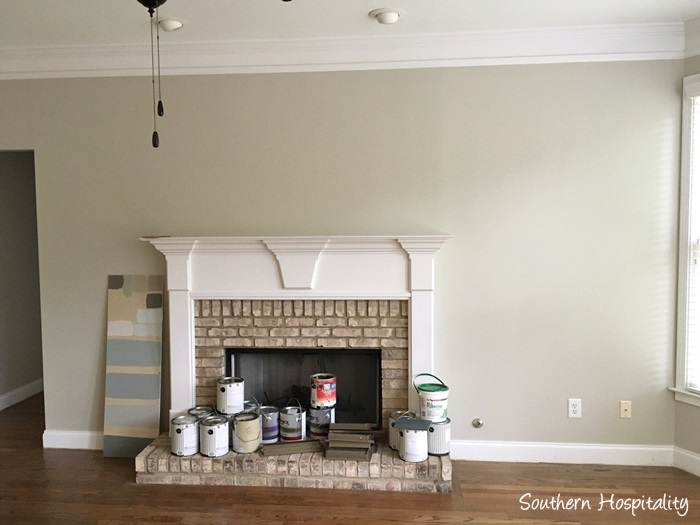 Our Main Paint Color Magnolia Home Gatherings Southern