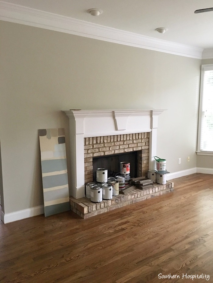 Living Room And Foyer Paint Colors