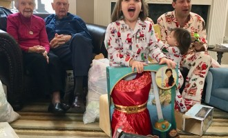 Scenes From Christmas 2017