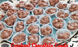 Sweet Treats: Crockpot Chocolate Candy