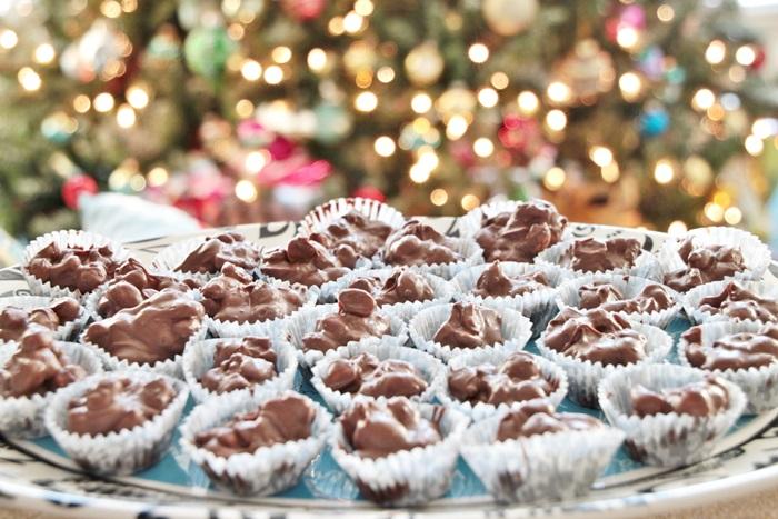 crockpot chocolate candy