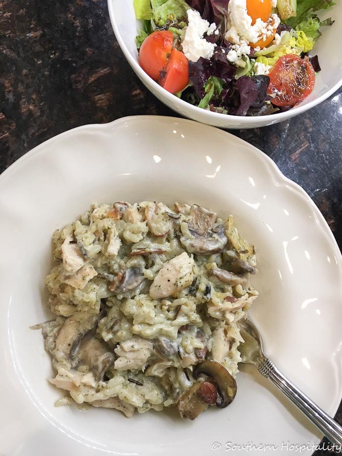 Trisha Yearwood Chicken Wild Rice Casserole Southern Hospitality