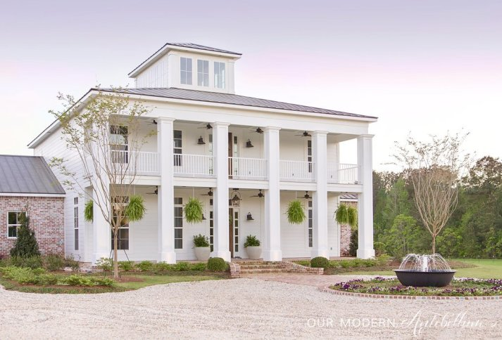 Feature Friday:  Our Modern Antebellum