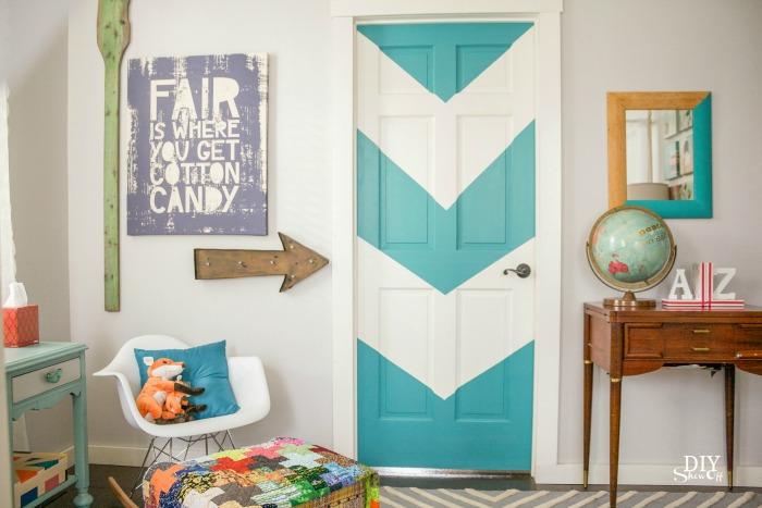 Painting Interior Doors Stylish Design