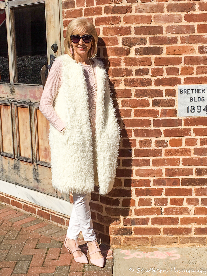 Fashion over 50: It's All About the Shoes