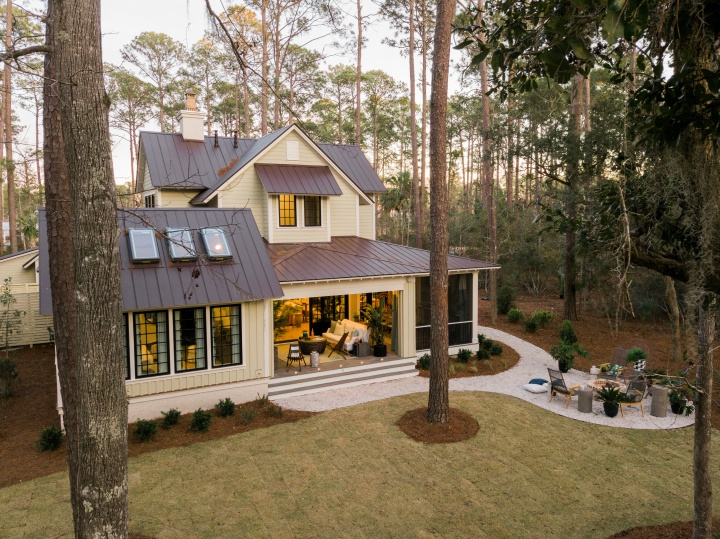 Feature Friday: HGTV Smart Home 2018, Bluffton, SC - Southern