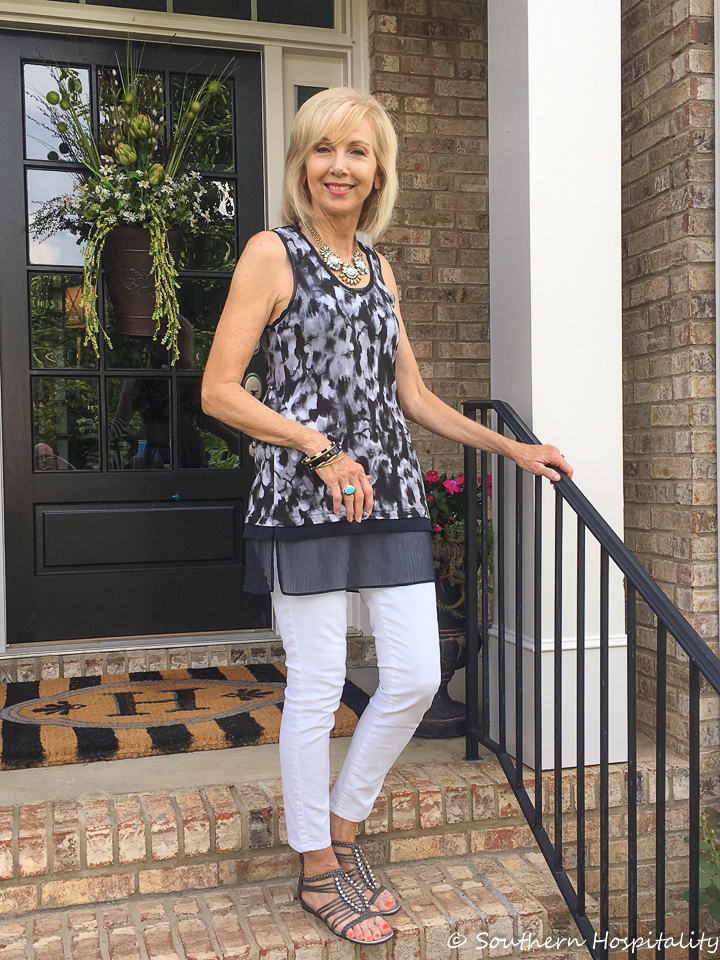 d5745aa2098 Fashion over 50  Summer Casuals - Southern Hospitality