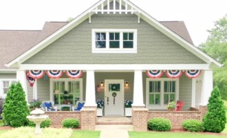 Feature Friday:  Our Craftsman Cottage