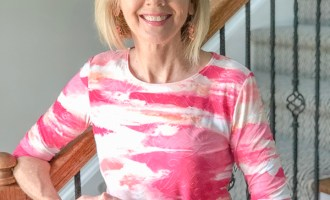 Fashion over 50:  Fresh Summer Color