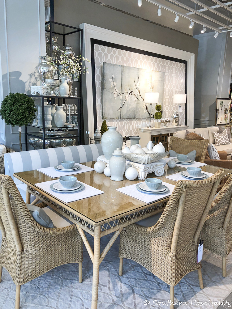 Ballard Designs Flagship Store Atlanta Southern Hospitality
