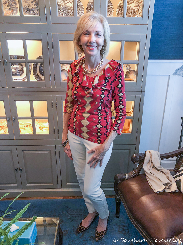 d5b67fb5cd05 I've picked up a few things lately in anticipation of Fall, so I'll share a  couple of them with you today. I found this outfit a couple of weeks ago at  a ...