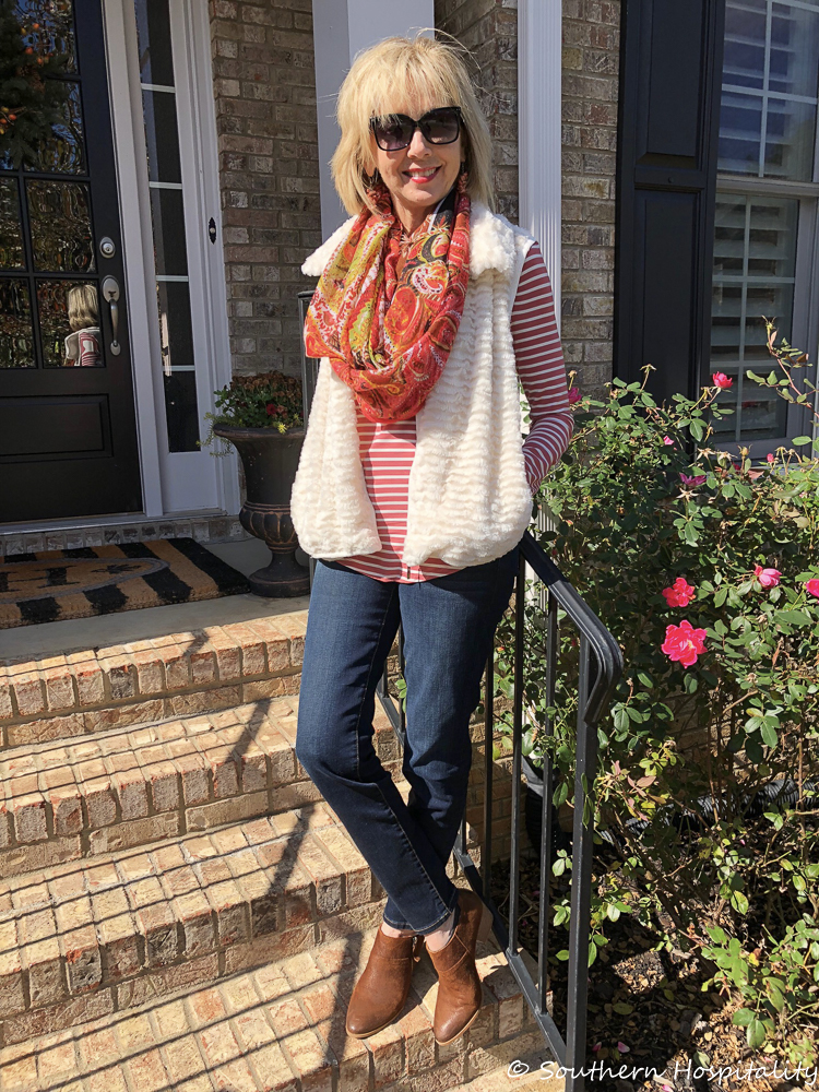 Fashion Over 50: Fall Layering