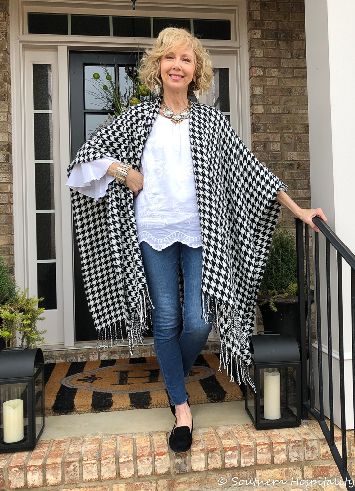 Fashion Over 50: Date Night Casual Jeans