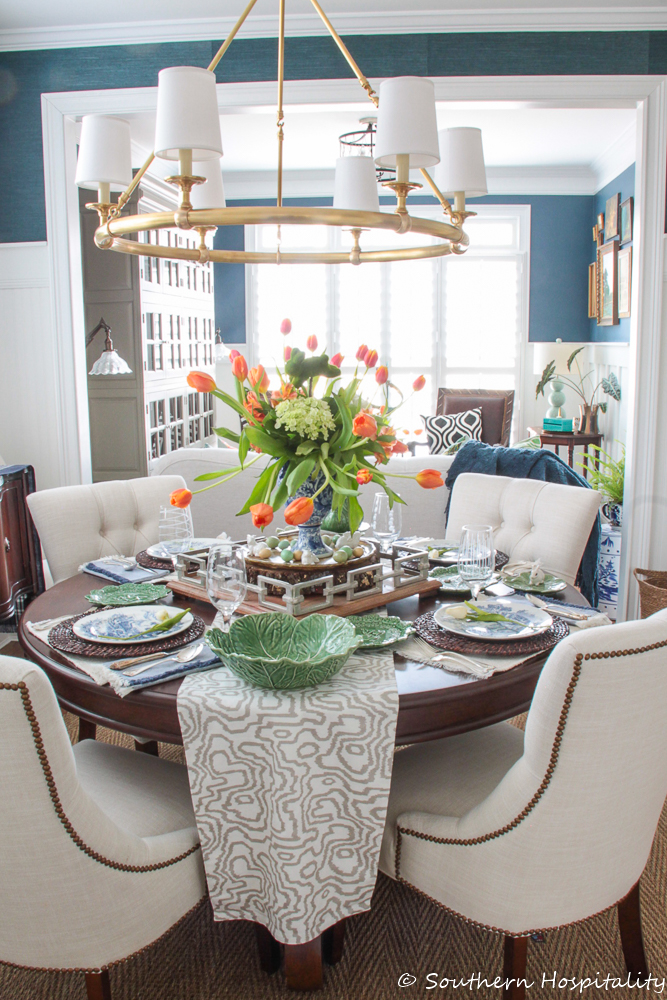 Spring Decorating Ideas 2019 - Southern Hospitality