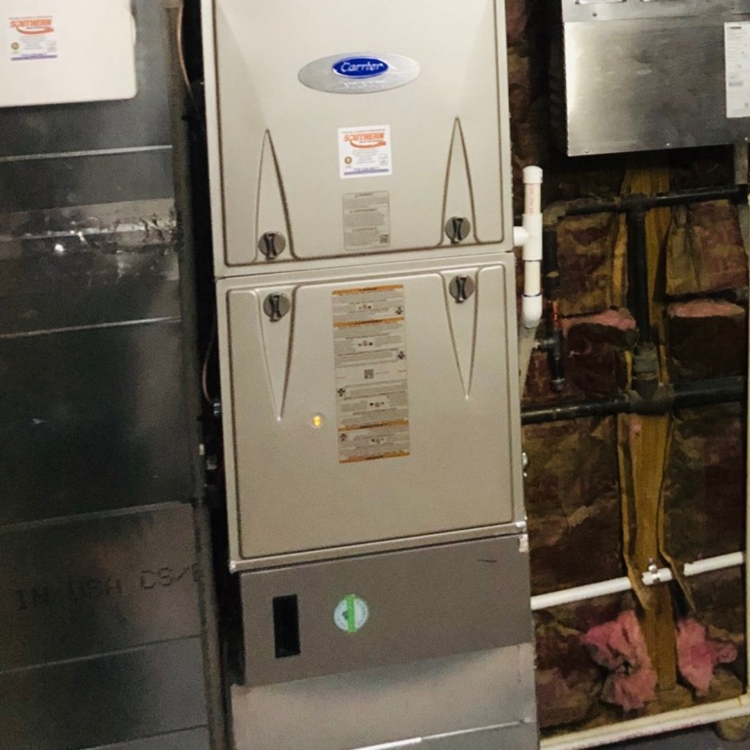 Air Purification System Installed in HVAC Wall Unit - Page Gallery