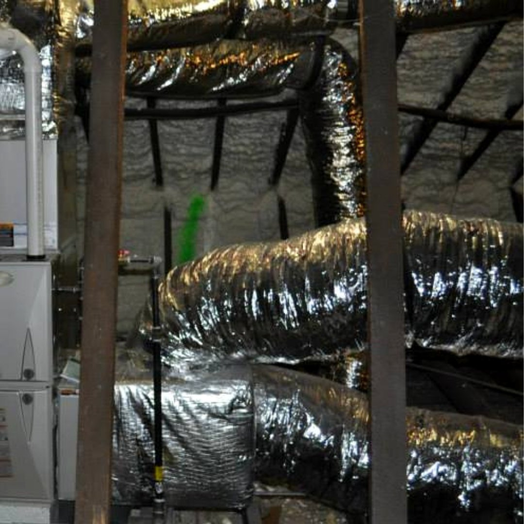 Ductwork Sealed for Proper Air Movement - Page Gallery