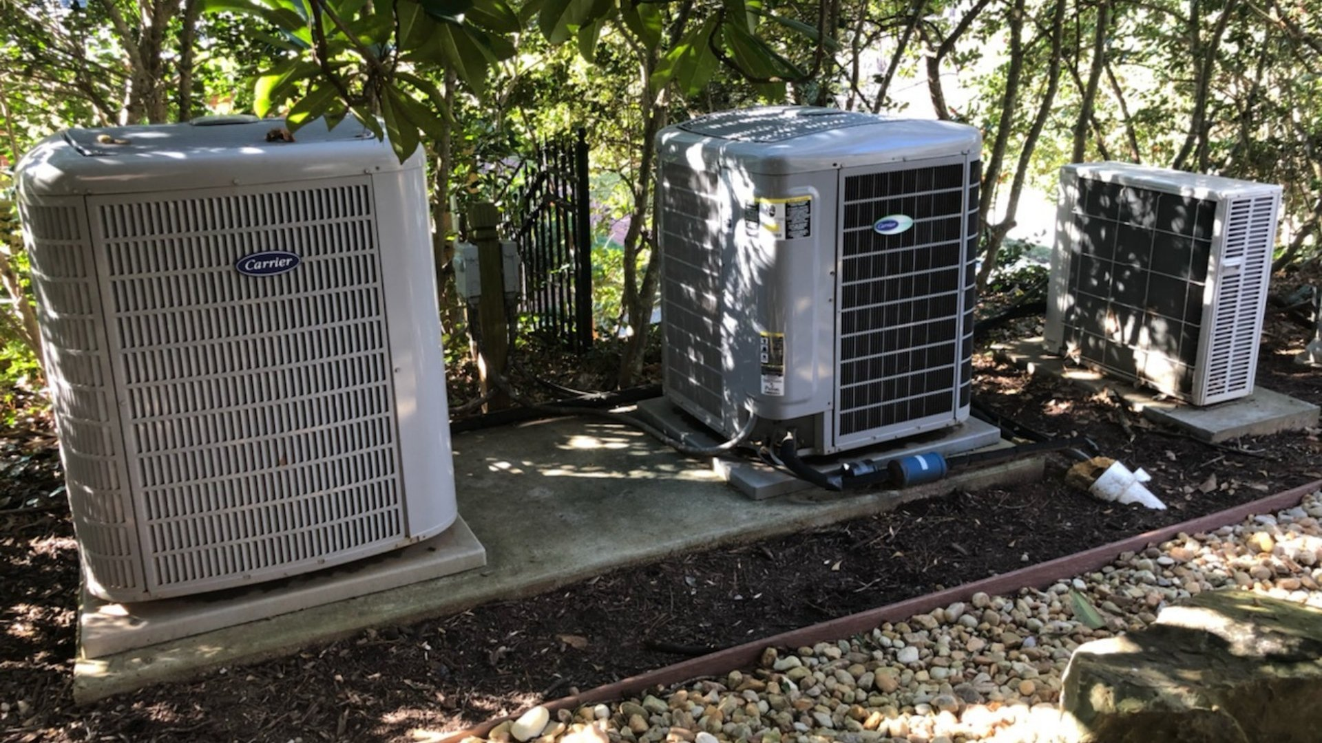 Dual Fuel System - AC and Heat Pump Units - Page Gallery