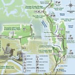 Little Talbot Island State Park Map
