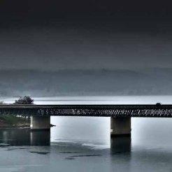 Deadmans Bridge by Cromwell, Central Otago